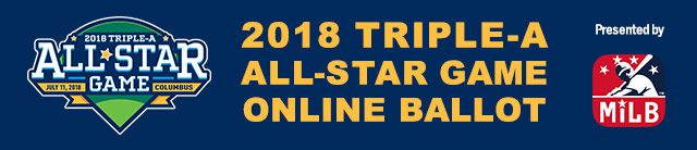 MiLB 2018 All-Star Game Ballot